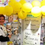 Julia von Seiche - dm-Spendenaktion für Sternschnuppe e.V.