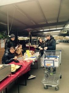 Spendenrekord für Sternschnuppe e.V.