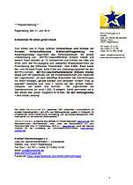 Schlemmen für einen guten Zweck - Aktion Rettungsteddy der Privaten Wirtschaftsschule Breitschaft / Regensburg