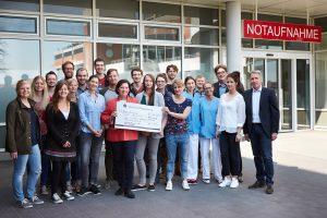 UKR startet Weiterbildung Notfallpflege